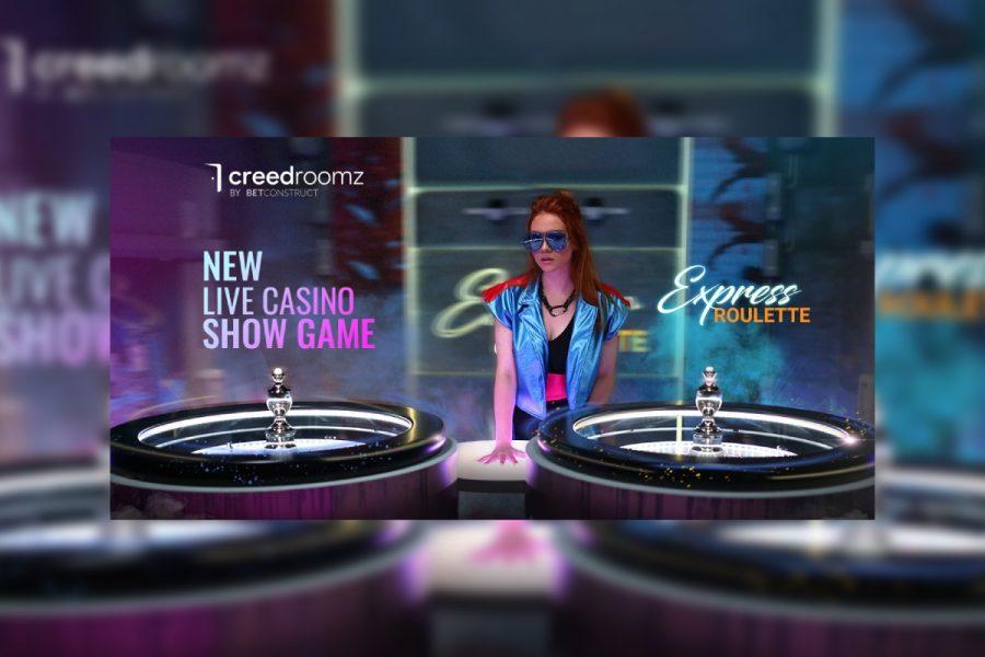 BetConstruct añade nueva mesa de Casino en Vivo